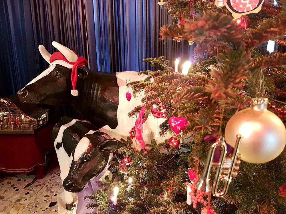 Weihnachtsfeier am 22.12.2017 - Grundschule Kuhstraße