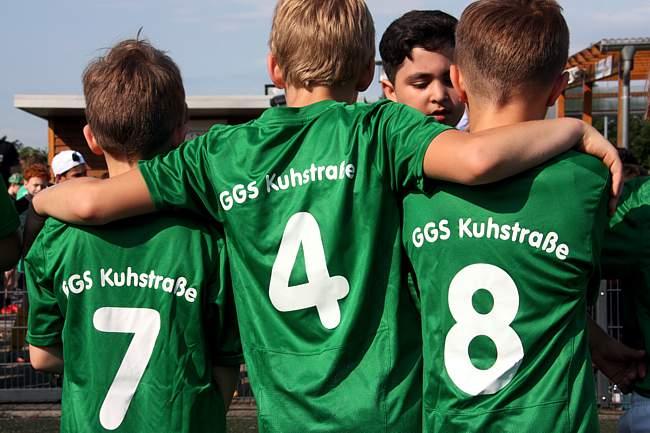 Fußball-Stadtmeisterschaft am 05.06.2019